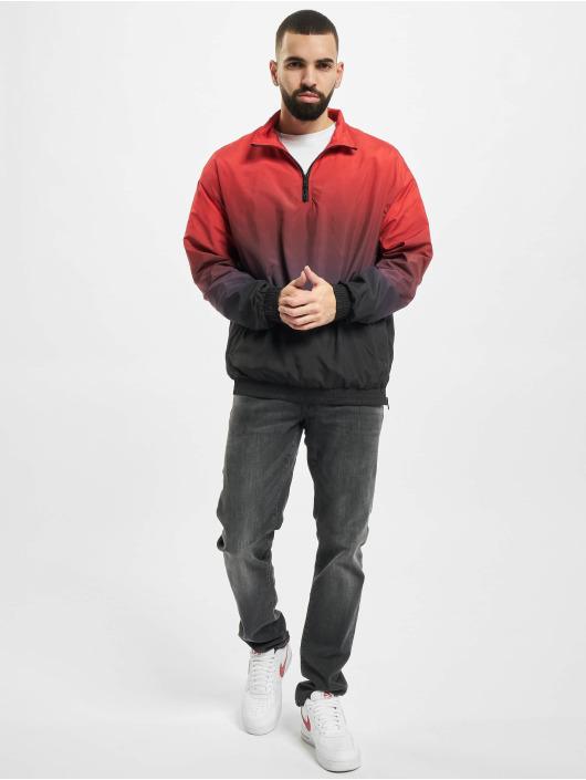 Urban Classics Демисезонная куртка Gradient Pull Over черный