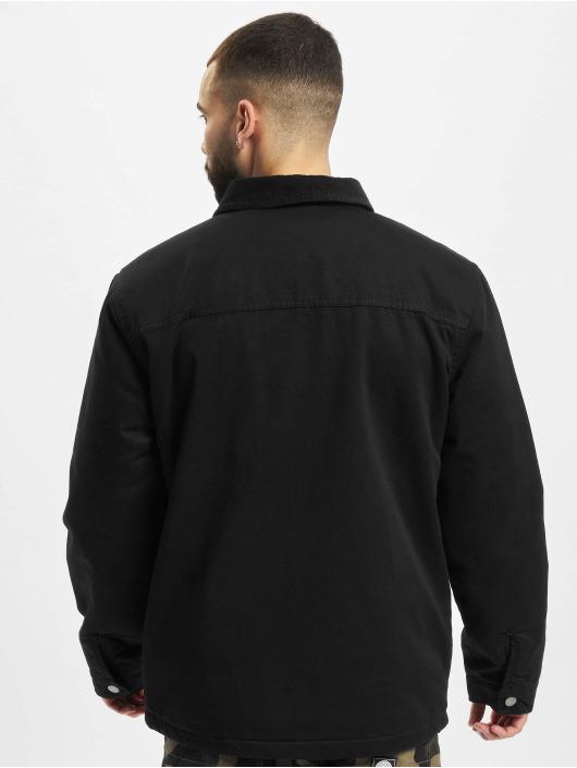 Urban Classics Демисезонная куртка Hunter черный