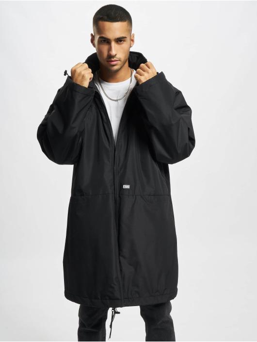 Urban Classics Демисезонная куртка Mountain черный