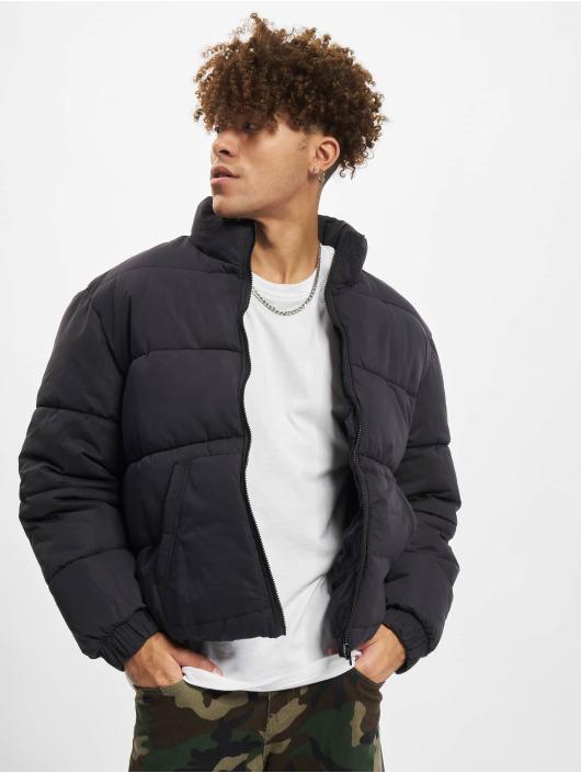 Urban Classics Зимняя куртка Cropped черный