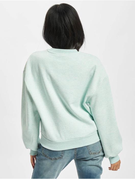 Urban Classics Пуловер Ladies Oversized бирюзовый