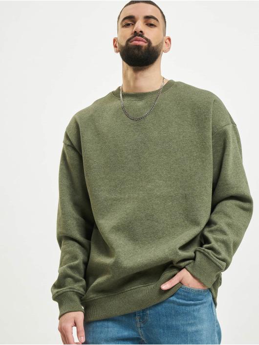 Urban Classics Пуловер Basic зеленый