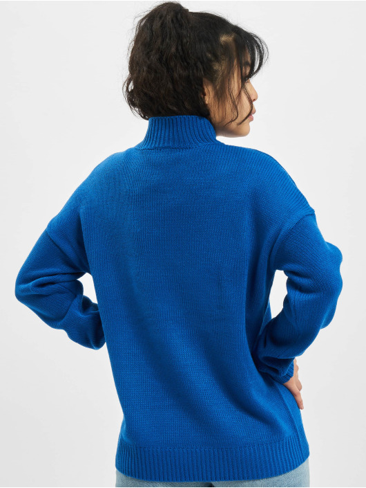 Urban Classics Пуловер Oversize синий