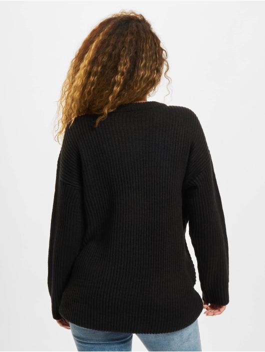 Urban Classics Пуловер Wrapped черный