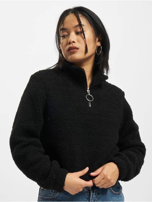 Urban Classics Пуловер Ladies Short черный