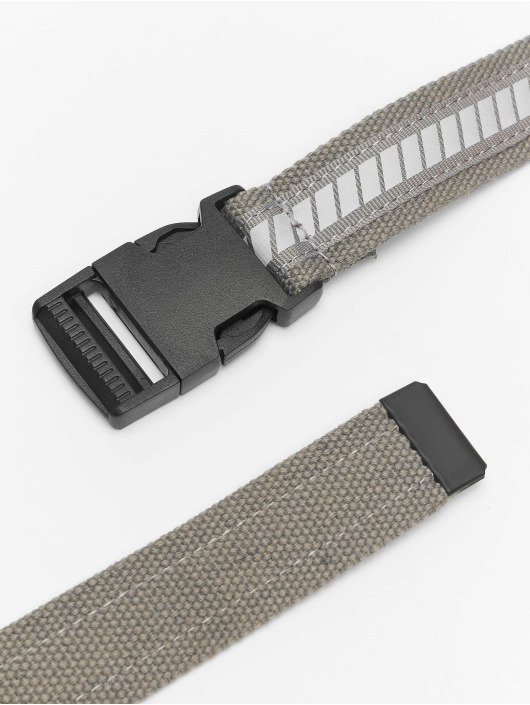 Urban Classics Ремень Reflective Belt 3-Pack черный