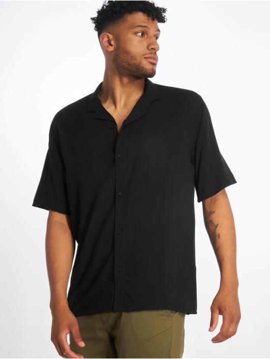 Urban Classics Рубашка Resort черный
