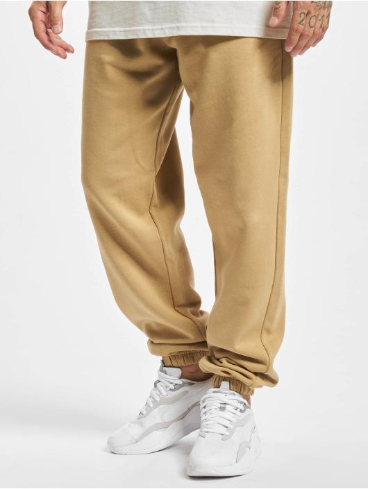 Urban Classics Спортивные брюки Basic 2.0 бежевый