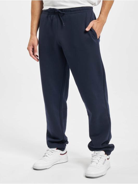 Urban Classics Спортивные брюки Basic 2.0 синий
