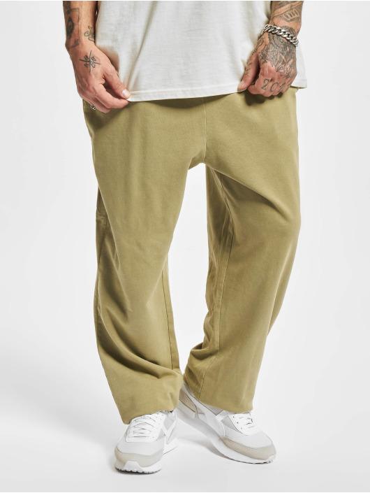 Urban Classics Спортивные брюки Overdyed хаки