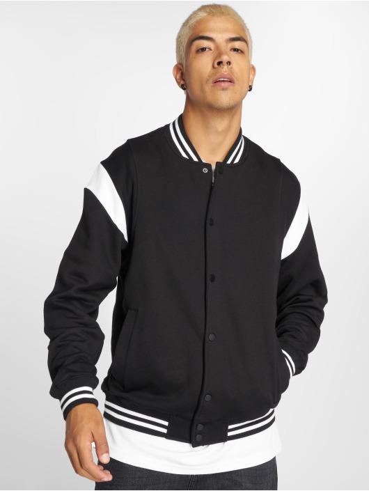 Urban Classics Университетская куртка Inset черный