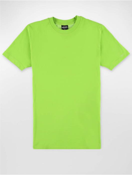 Urban Classics Футболка Basic зеленый
