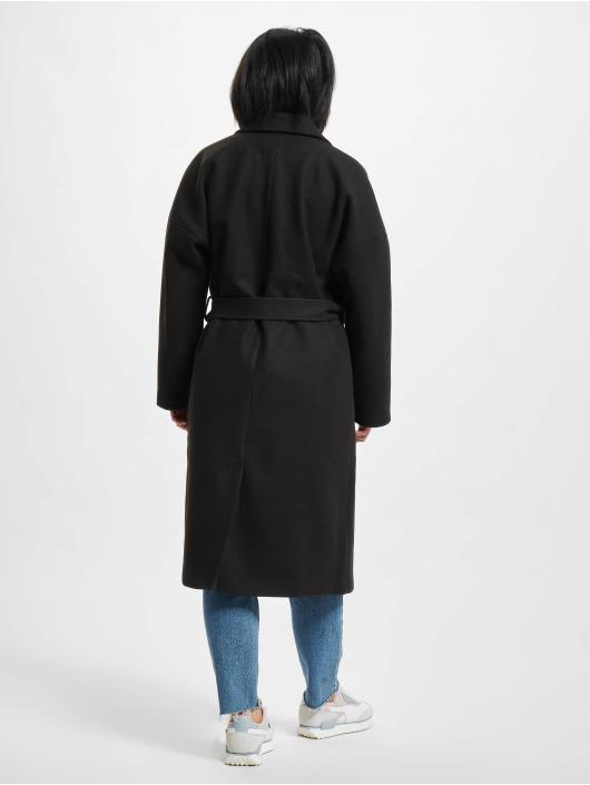 Urban Classics Abrigo Ladies Oversized Classic negro