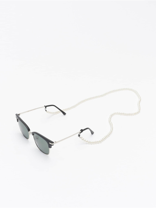 Urban Classics Aurinkolasit Sunglasses Crete With Chain musta