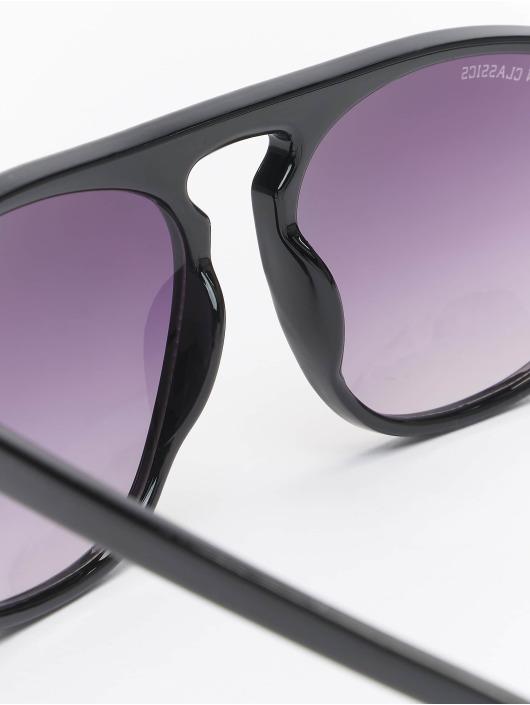 Urban Classics Aurinkolasit Sunglasses Mykonos musta
