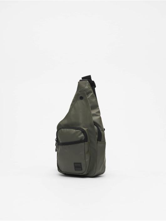 Urban Classics Backpack Multi Pocket olive