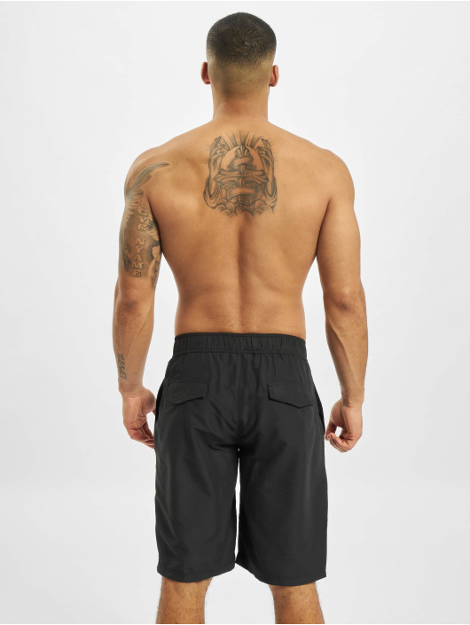 Urban Classics Badeshorts Board Swim black