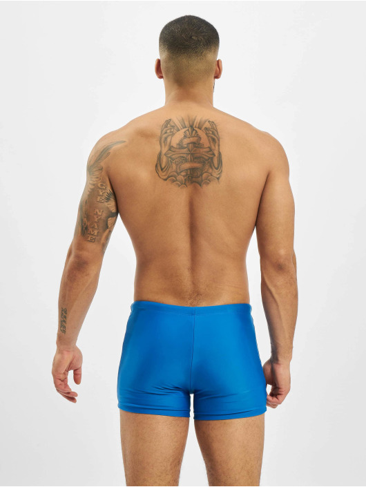 Urban Classics Badeshorts Basic Swim blau