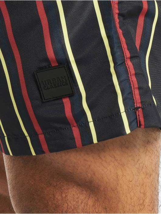 Urban Classics Badeshorts Stripe blue