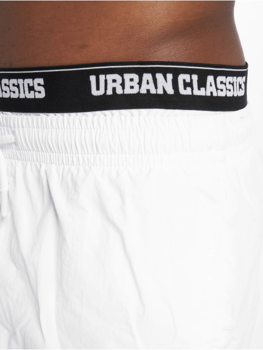Urban Classics Badeshorts Two In One weiß