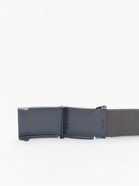 Urban Classics Bälte Coloured Buckle grå