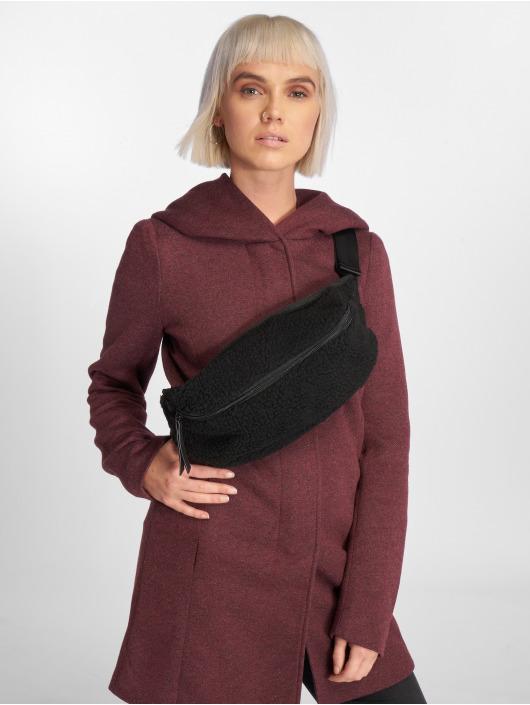Urban Classics Bag Sherpa black