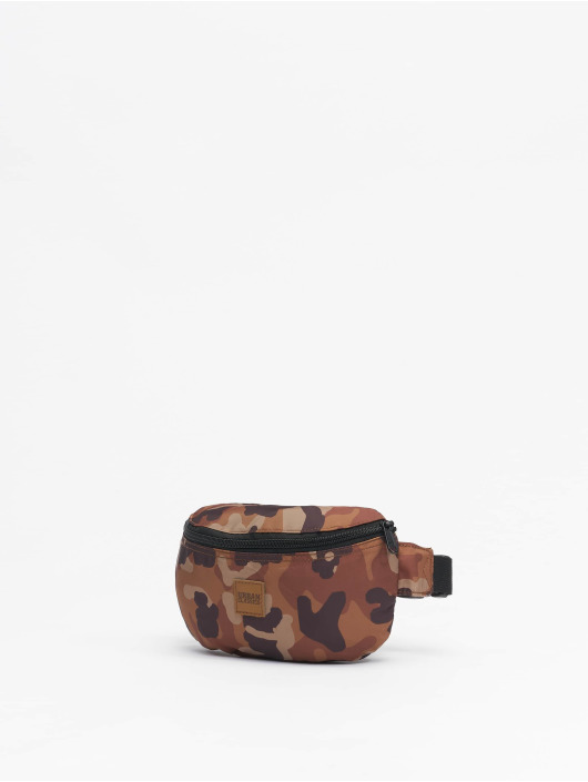 Urban Classics Bag Camo brown