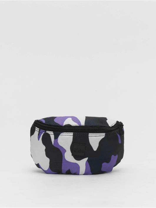 Urban Classics Bag Camo Hip Waist purple