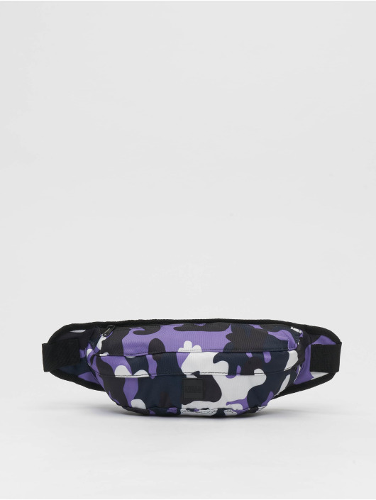 Urban Classics Bag Camo Shoulder purple