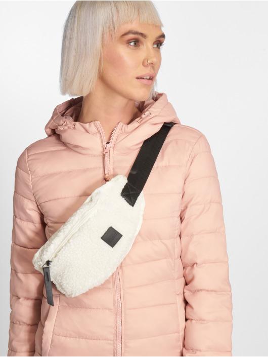 Urban Classics Bag Sherpa white