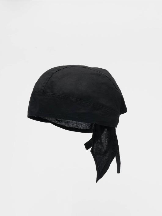 Urban Classics Bandany/Durags Biker czarny