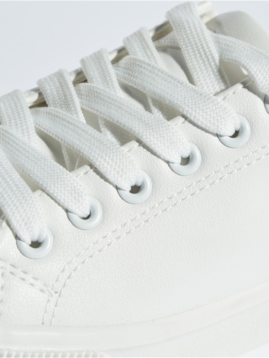Urban Classics Baskets Plateau blanc