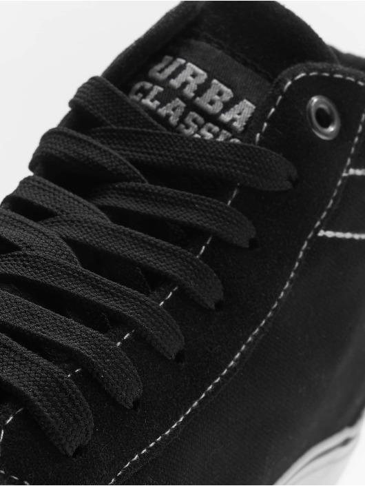 Urban Classics Baskets High Canvas noir