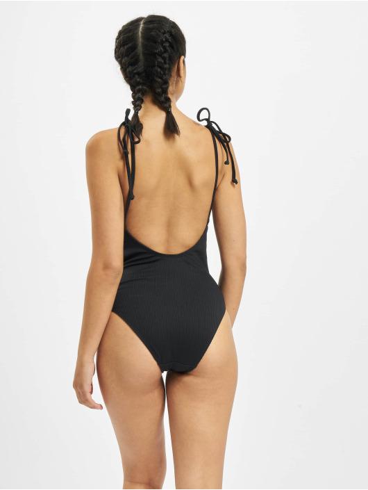 Urban Classics Bathing Suit Rib black