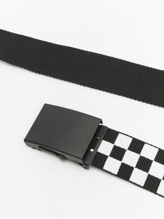 Urban Classics Belt Adjustable Checker black