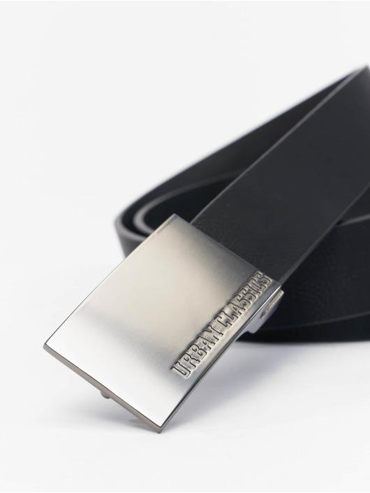 Urban Classics Belt Imitation Leather Business black