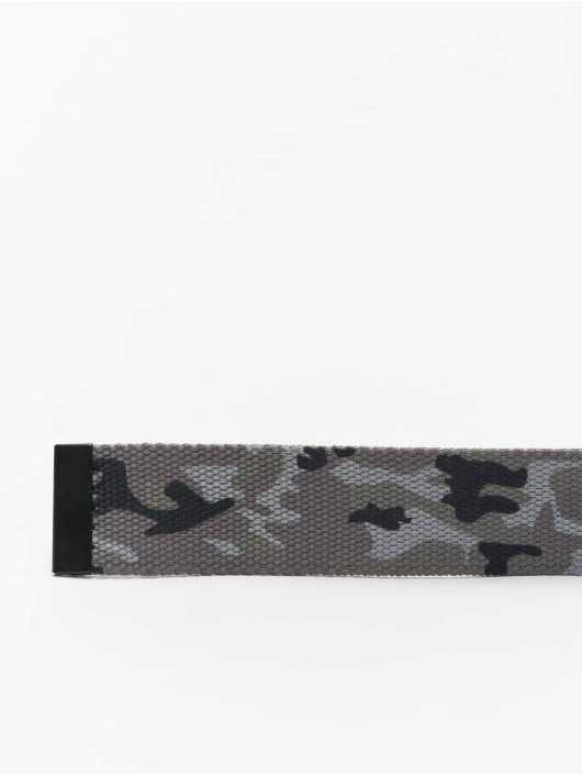 Urban Classics Belt Canvas camouflage