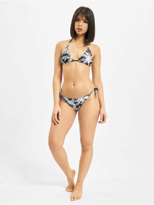 Urban Classics Bikini Ladies Palm czarny