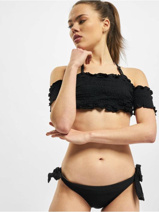 Urban Classics Bikini Smoked czarny