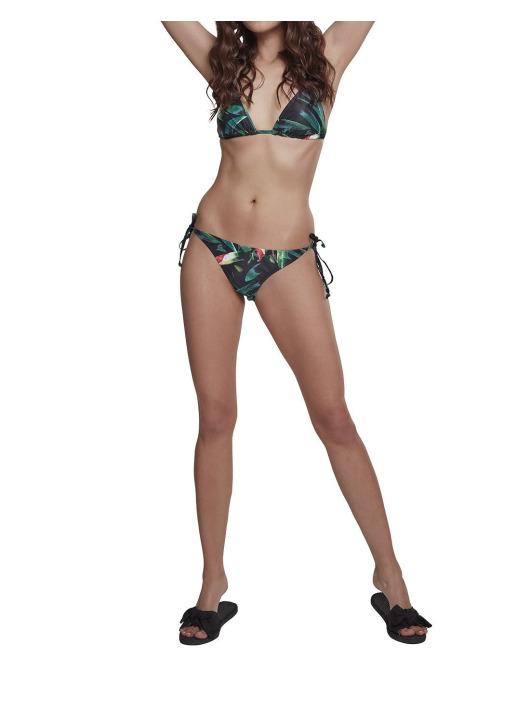 Urban Classics Bikini Tropical zielony
