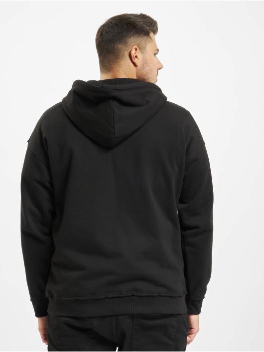Urban Classics Bluzy z kapturem Oversized czarny