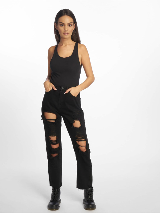 Urban Classics Body Stretch Rib èierna