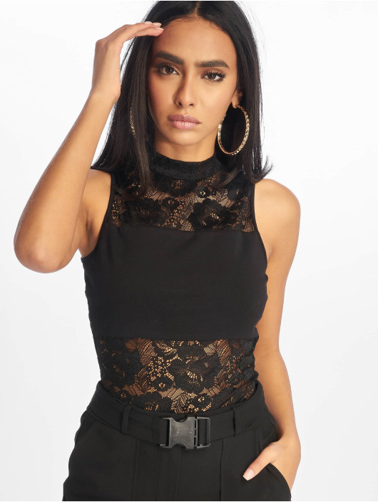 Urban Classics Body Laces èierna