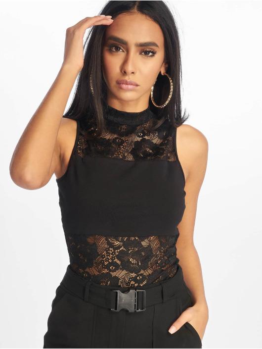 Urban Classics Body Laces czarny