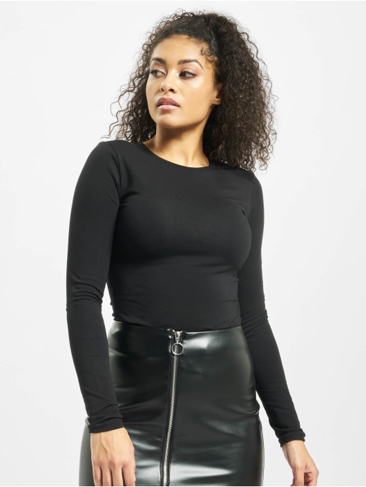 Urban Classics Body Ladies Lurex  2 Pack svart