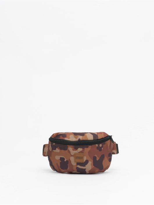 Urban Classics Bolso Camo marrón