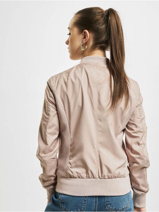 Urban Classics Bomber jacket Light Bomber rose