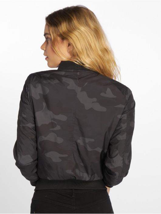 Urban Classics Bomberjacke Ladies Light camouflage