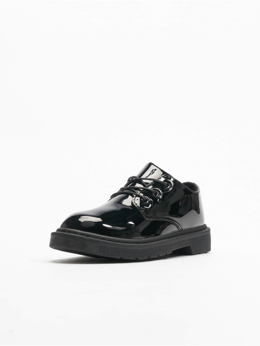 Urban Classics Boots Low Laced black