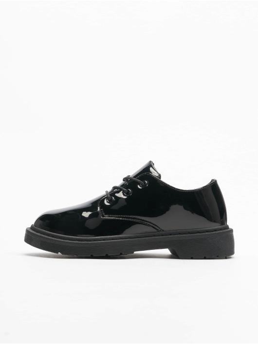 Urban Classics Boots Low Laced nero